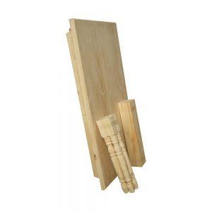 Mesas desarmable patas rectas y patas torneadas 0.70 x 0.70, 1.00 x 0.80, 1.20 x 80, 1.40 x 0.80, 1.60 x 0.80, 1.80 x 0.80 y 2.00 x 0.80 mts.