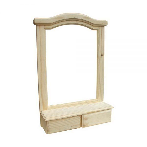 Porta espejo de 0.60, 0.80 y 1.00 mt.