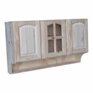Alacena puerta de vidrio